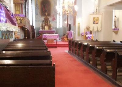 Badacsonytördemici templom