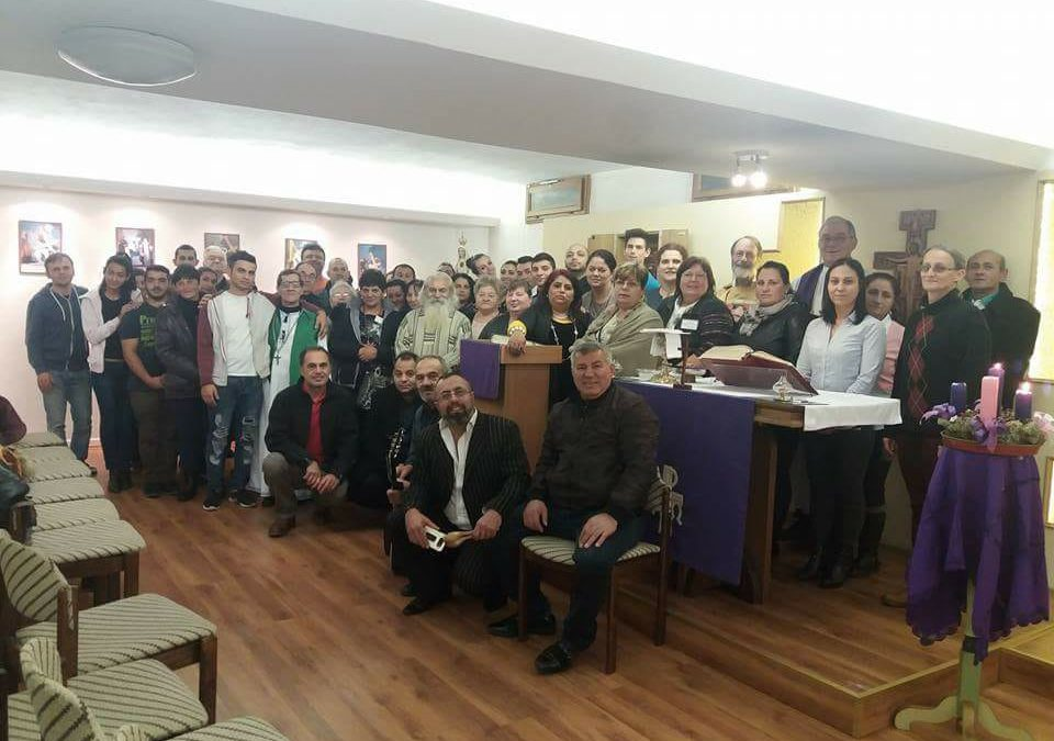 Egri cigánypasztorációs konferencia