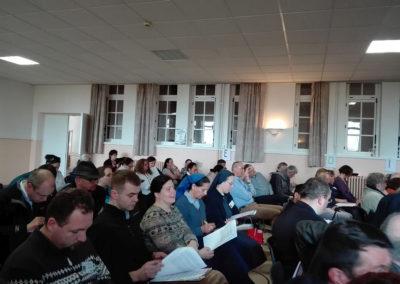 Egyűtt a CCIT konferencia mintegy 120 résztvevője