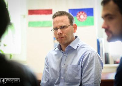 András Testvér az egyik csoport vezetője