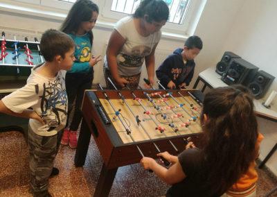 Játékkal indul a közösségi ház