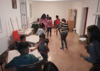 Tánc tanulás a közösségi házban