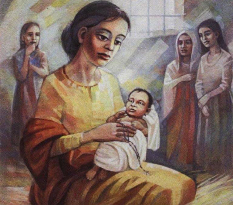 Első roma Boldoggá avatott asszony -Boldog Emilía