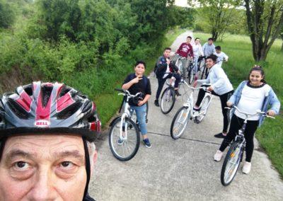 Tavaszi kerékpárkirándulás